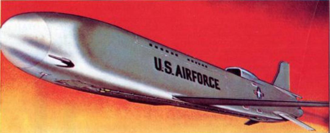 Стратегическая крылатая ракета воздушного базирования АЛСМ-В