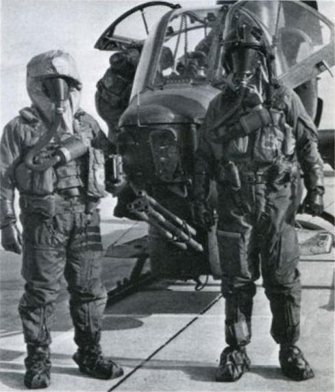 Администрацией Рейгана усилена непосредственная подготовка вооружённых сил США к ведению боевых действий с применением химического и биологического оружия